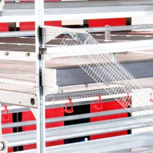 Farmer Automatic Loggia Cage