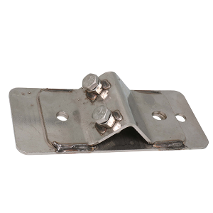 Fastening Bracket w/ Double S.S. Adjustment Bolts