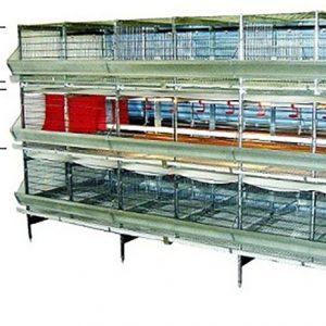 FDI Enrichable Cage System