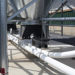 Flex-Flo Feed Delivery Augers