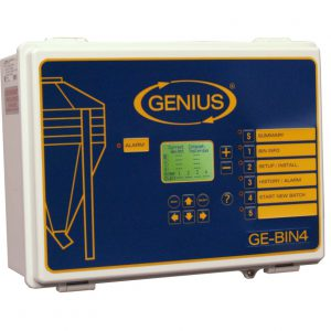 Monitrol Genius GE Bin4 Feed Bin Monitoring System