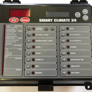 Smart Climate Controllers