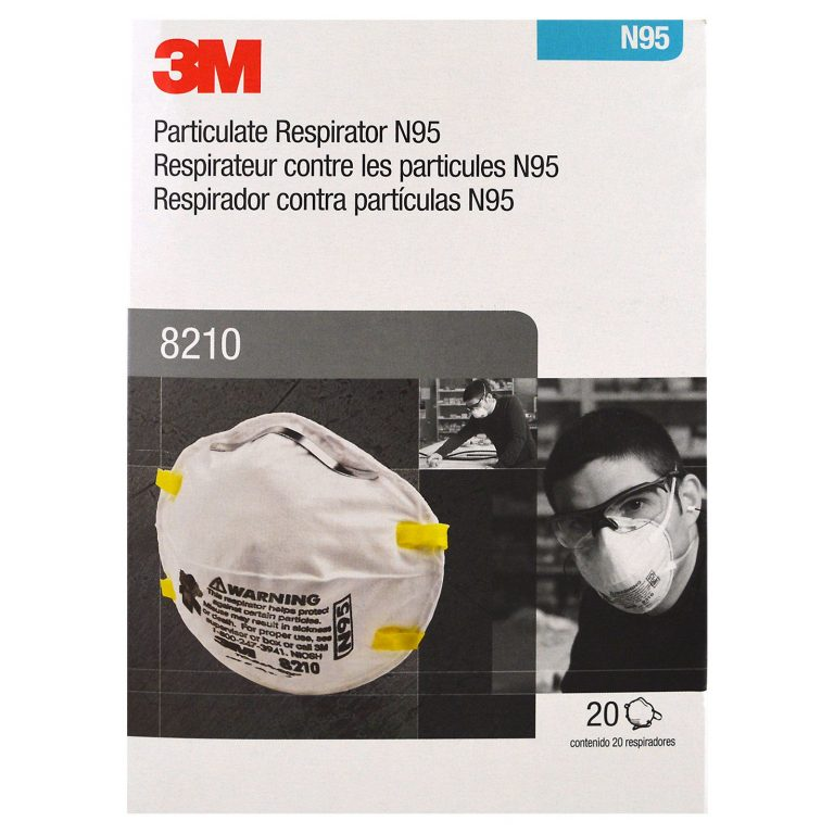 Livestock Equipment • Country South 3m Particulate N95 Respirator 8210