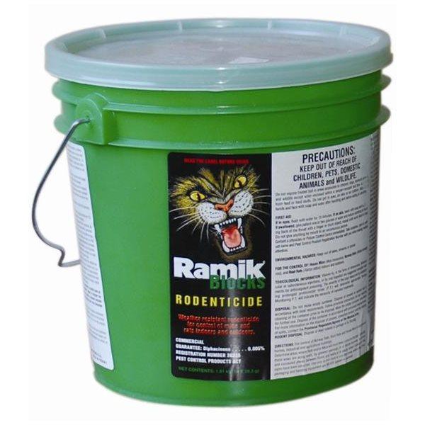 RAMIK GREEN BLOCKS PIC